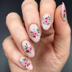 Modern Easter Nail Art Design Ideas09