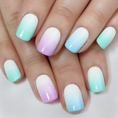 Modern Easter Nail Art Design Ideas10