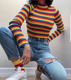 Newest Spring Fashion Trends Ideas For Girls Teens 201916