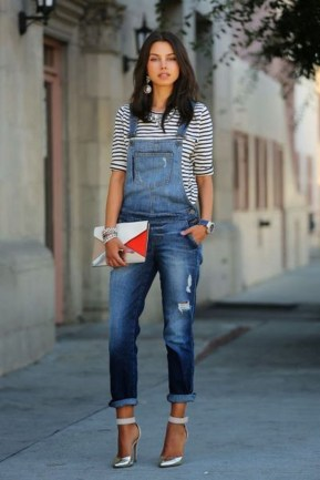 Outstanding Outfit Ideas To Wear This Spring27