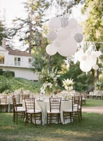 Pretty Backyard Reception Decoration Ideas43