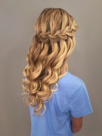 Stylish Mermaid Braid Hairstyles Ideas For Girls23