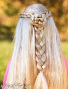 Stylish Mermaid Braid Hairstyles Ideas For Girls29