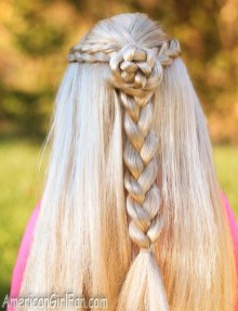 Stylish Mermaid Braid Hairstyles Ideas For Girls29