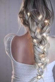Stylish Mermaid Braid Hairstyles Ideas For Girls36