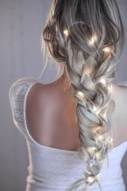Stylish Mermaid Braid Hairstyles Ideas For Girls36