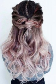 Stylish Mermaid Braid Hairstyles Ideas For Girls37