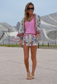 Wonderful Summer Outfits Ideas For Ladies12