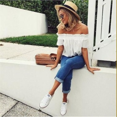 Wonderful Summer Outfits Ideas For Ladies23