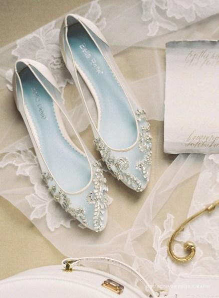 Captivating Flat Wedding Shoes Ideas27