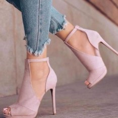 Comfy High Heels Ideas For Women06