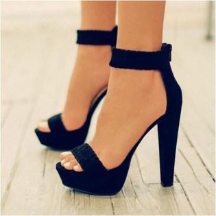 Comfy High Heels Ideas For Women12