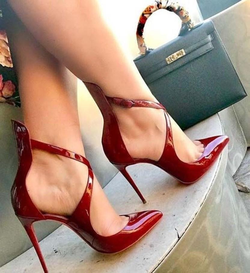 Comfy High Heels Ideas For Women34