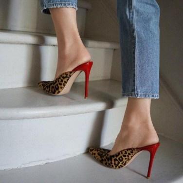 Comfy High Heels Ideas For Women37