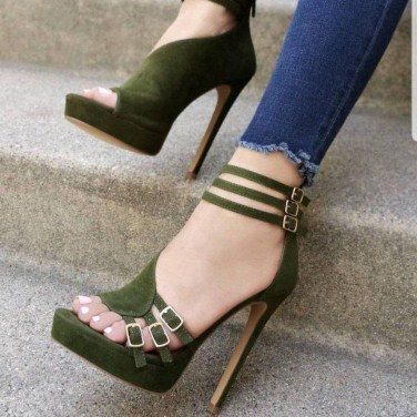 Comfy High Heels Ideas For Women38