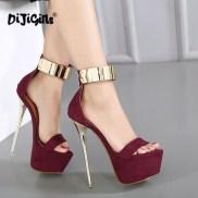 Comfy High Heels Ideas For Women40