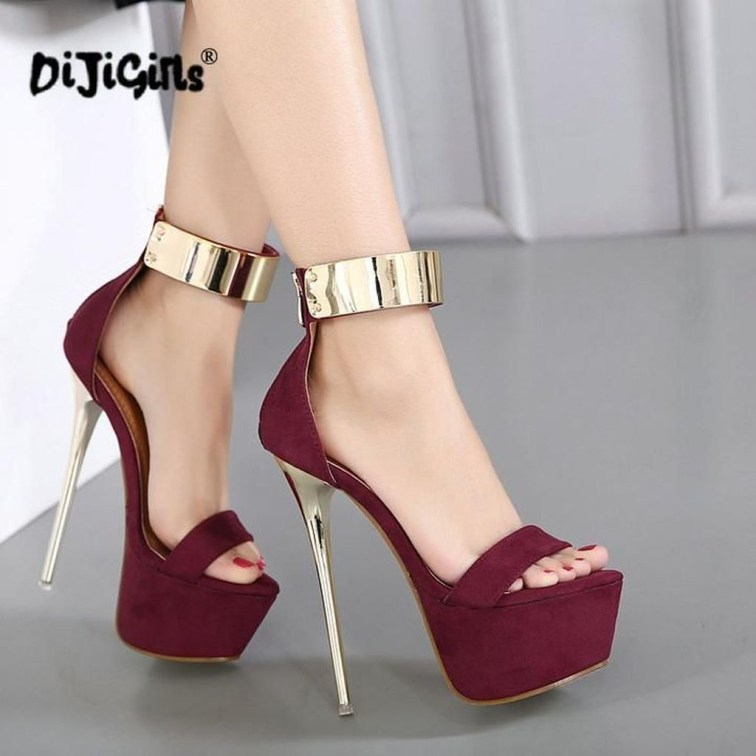 Comfy High Heels Ideas For Women40