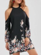 Cozy Open Shoulders Dresses Ideas For Summer36