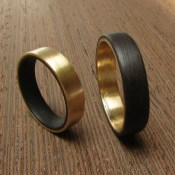 Creative Wedding Ring Sets Ideas For Bride And Groom07