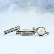 Creative Wedding Ring Sets Ideas For Bride And Groom34