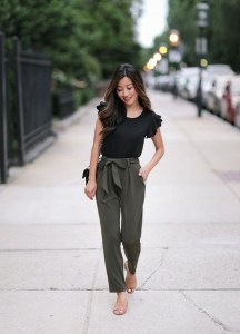 Cute Workwear Outfit Ideas For Summer11