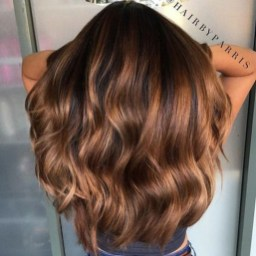 Elegant Dark Brown Hair Color Ideas With Highlights11