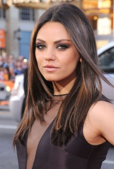 Elegant Dark Brown Hair Color Ideas With Highlights26