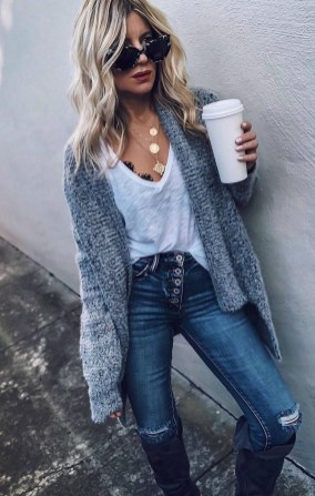 Excellent Spring Fashion Outfits Ideas For Teen Girls18