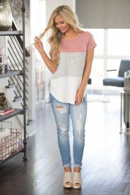 Excellent Spring Fashion Outfits Ideas For Teen Girls31