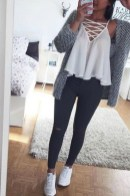 Excellent Spring Fashion Outfits Ideas For Teen Girls47