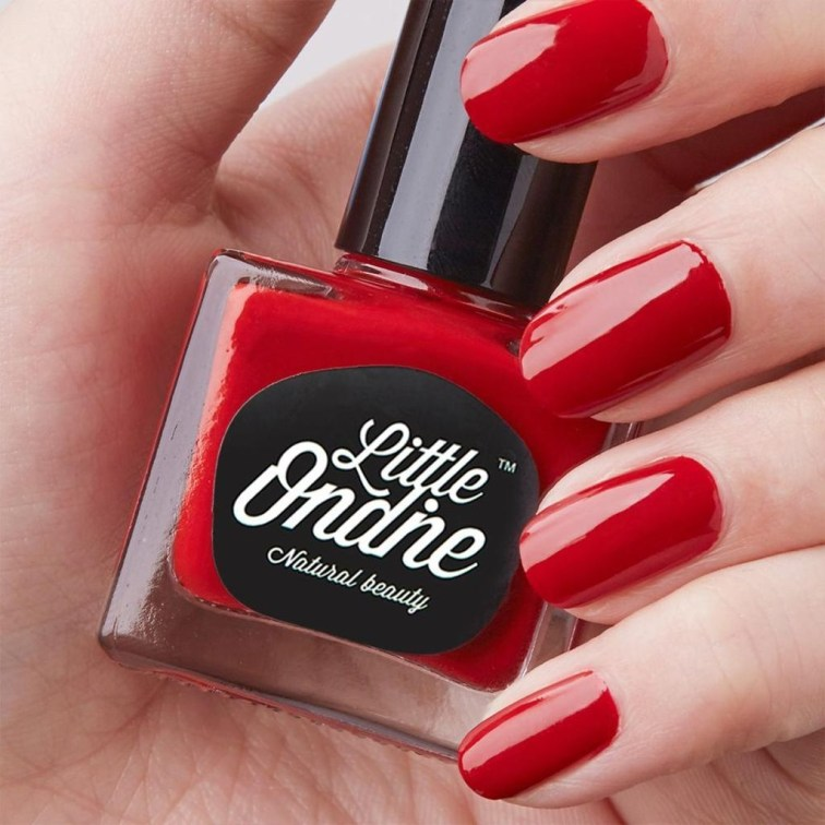 Extraordinary Red Nail Trends Ideas For This Year01