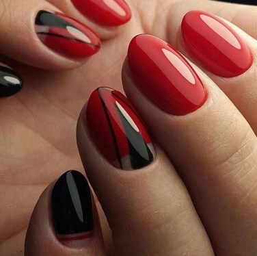 Extraordinary Red Nail Trends Ideas For This Year02