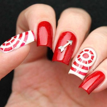 Extraordinary Red Nail Trends Ideas For This Year07