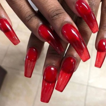 Extraordinary Red Nail Trends Ideas For This Year14