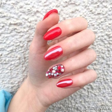 Extraordinary Red Nail Trends Ideas For This Year17