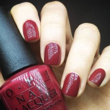 Extraordinary Red Nail Trends Ideas For This Year19
