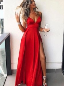 Fascinating Red Dress Ideas21