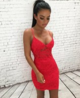 Fascinating Red Dress Ideas23