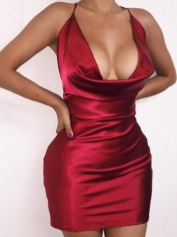 Fascinating Red Dress Ideas25