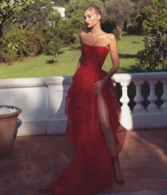 Fascinating Red Dress Ideas33
