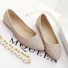 Lovely Wedding Shoe Ideas To Get Inspired31