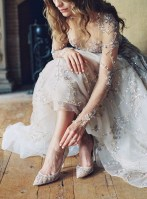 Lovely Wedding Shoe Ideas To Get Inspired34