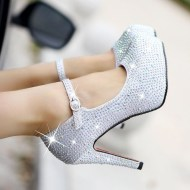 Lovely Wedding Shoe Ideas To Get Inspired40