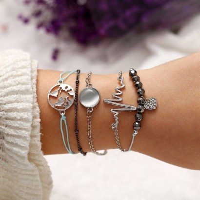 Newest Bracelets Ideas For Women10