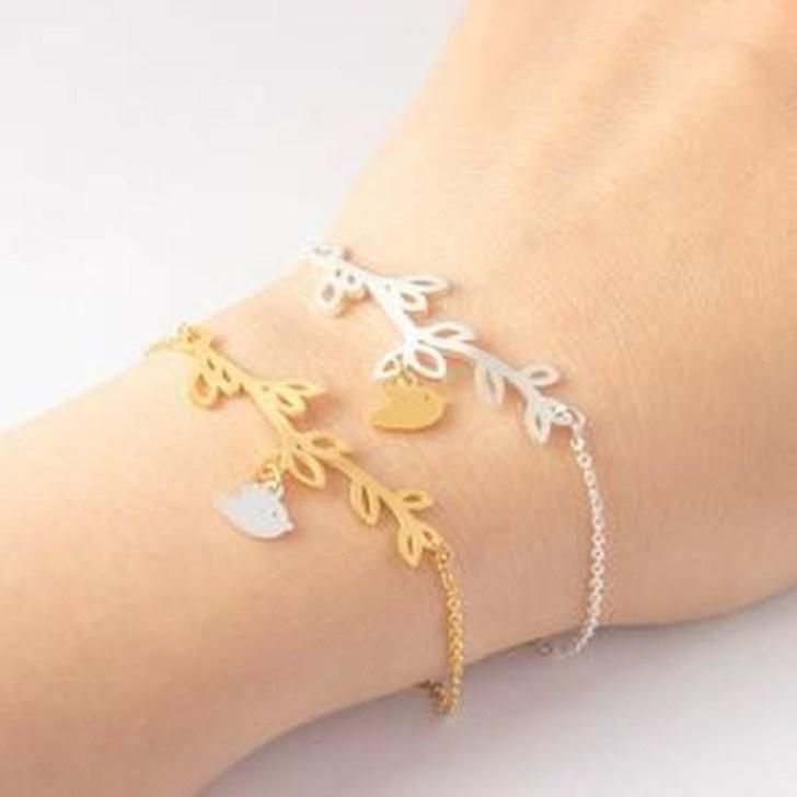 Newest Bracelets Ideas For Women13