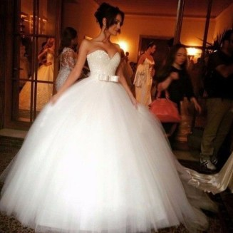 Newest Lace Sweetheart Wedding Dresses Ideas For Spring24