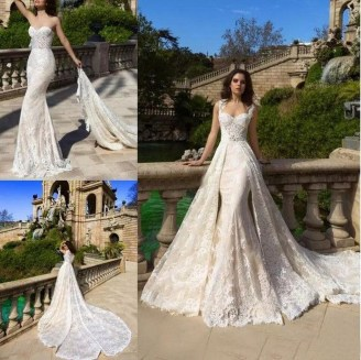 Newest Lace Sweetheart Wedding Dresses Ideas For Spring27