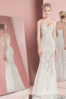 Newest Lace Sweetheart Wedding Dresses Ideas For Spring43