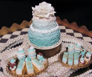 Pretty Wedding Cake Ideas For Old Fashioned05