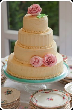 Pretty Wedding Cake Ideas For Old Fashioned06